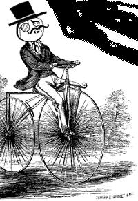 Herrasmiespyöräilijä