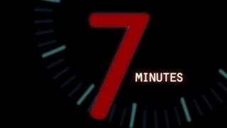 Kuvakaappaus: Curiosity's Seven Minutes of Terror