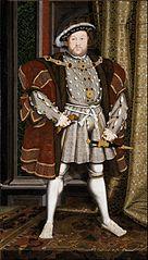 Henrik VIII (muotokuva), tehnyt Hans Holbein nuorempi