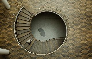 Aarhusin kaupungintalon portaikko (Tanska)