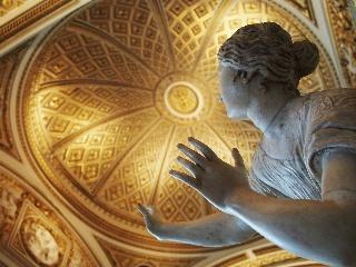 (Niobidi pelästyy Artemista (Uffizi-galleria, Italia)